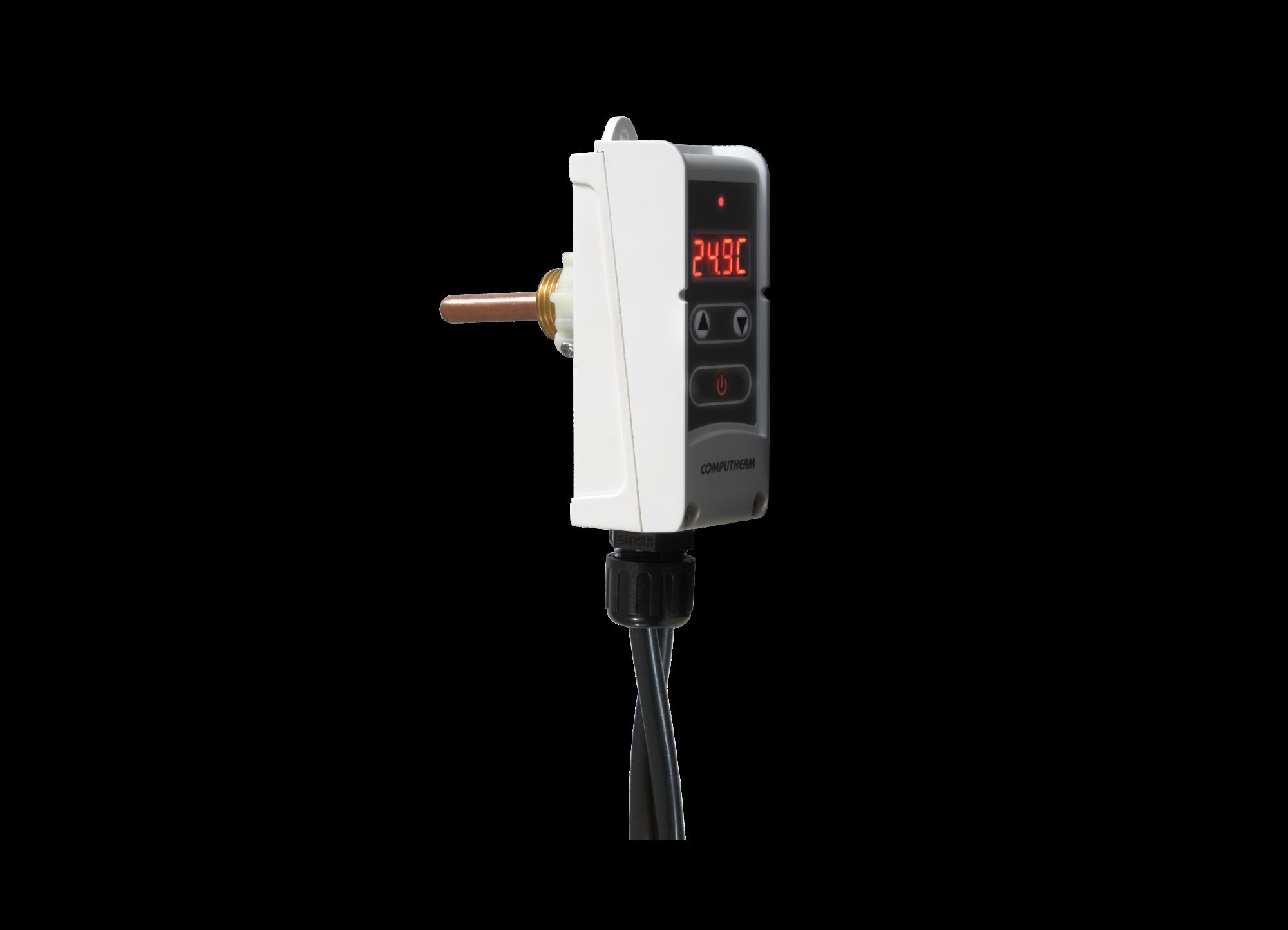 Computherm - Mechanikus termosztátok - COMPUTHERM WPR-100GC - Quantrax Kft.