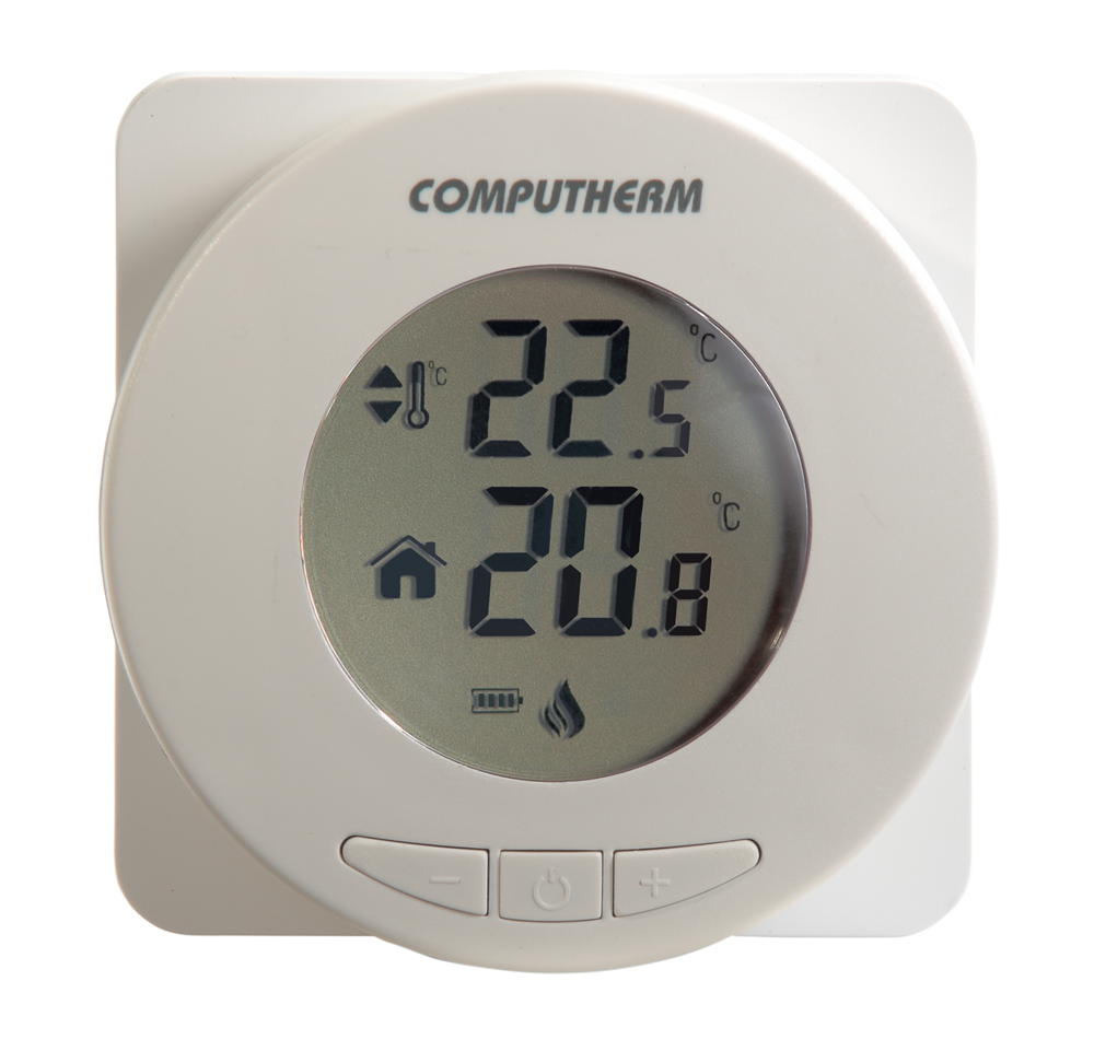 Computherm - Digital thermostats - COMPUTHERM T30 - Quantrax Kft.