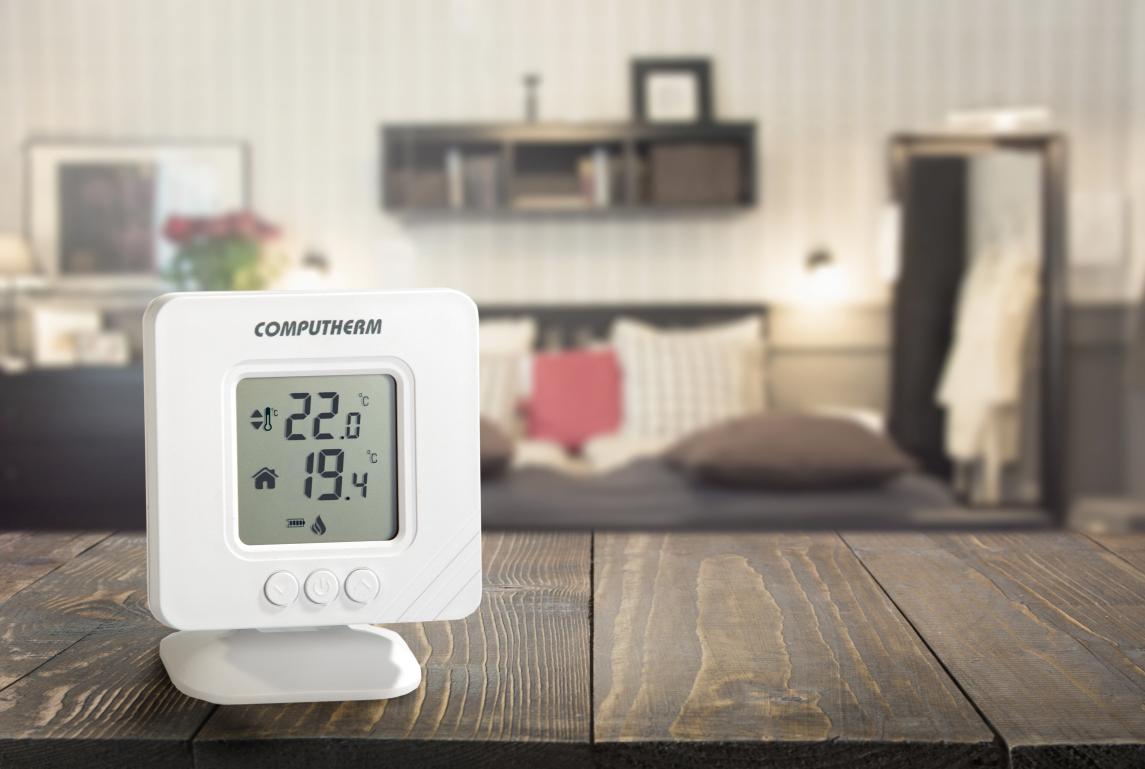Computherm - Digitális termosztátok - COMPUTHERM T32RF - Quantrax Kft.