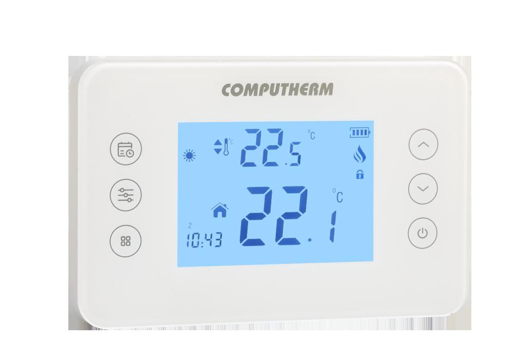 Computherm - Digitális termosztátok - COMPUTHERM T70 - Quantrax Kft.
