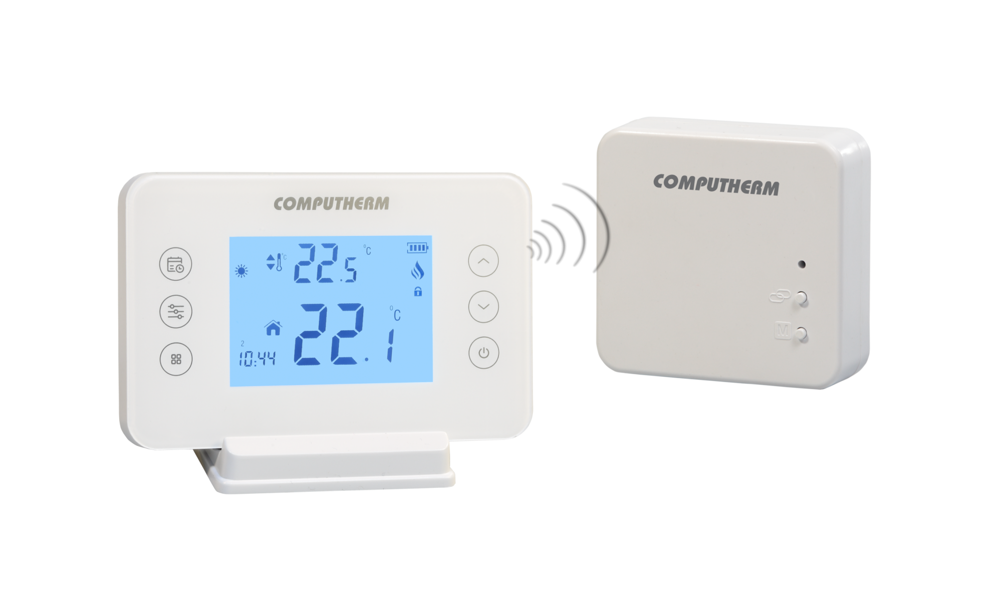Computherm - Digitális termosztátok - COMPUTHERM T70RF - Quantrax Kft.