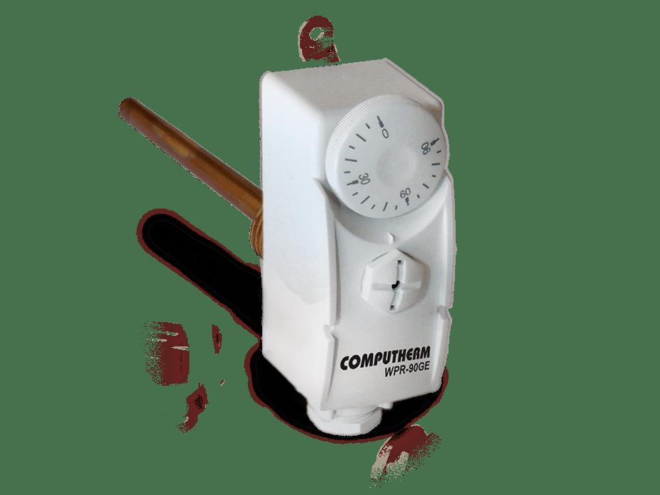 Computherm - Mechanikus termosztátok - COMPUTHERM WPR-90GE - Quantrax Kft.