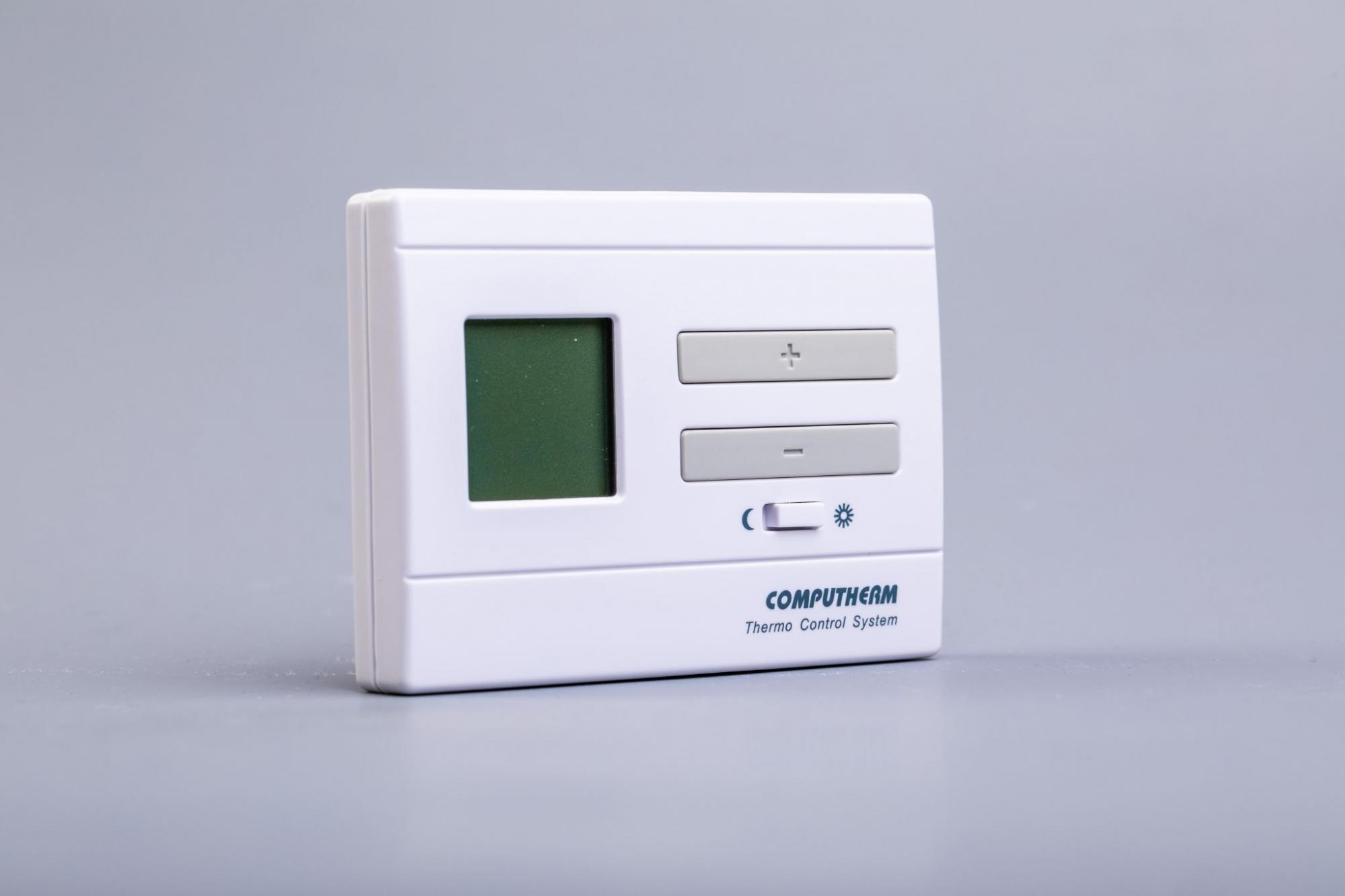 Computherm - Digitális termosztátok - COMPUTHERM Q3 - Quantrax Kft.
