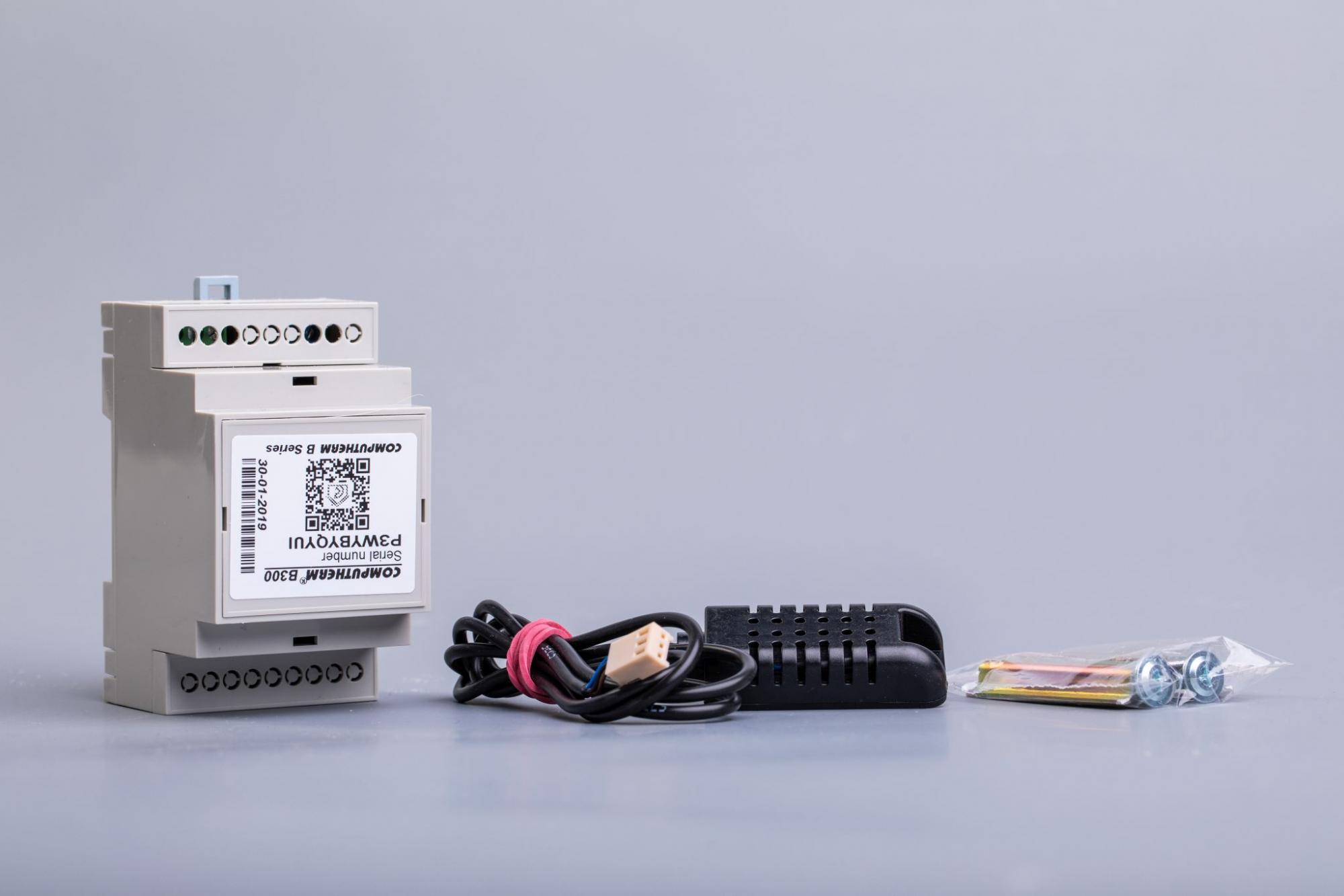 Computherm - Wi-fi termosztátok -  COMPUTHERM B300 - Quantrax Kft.