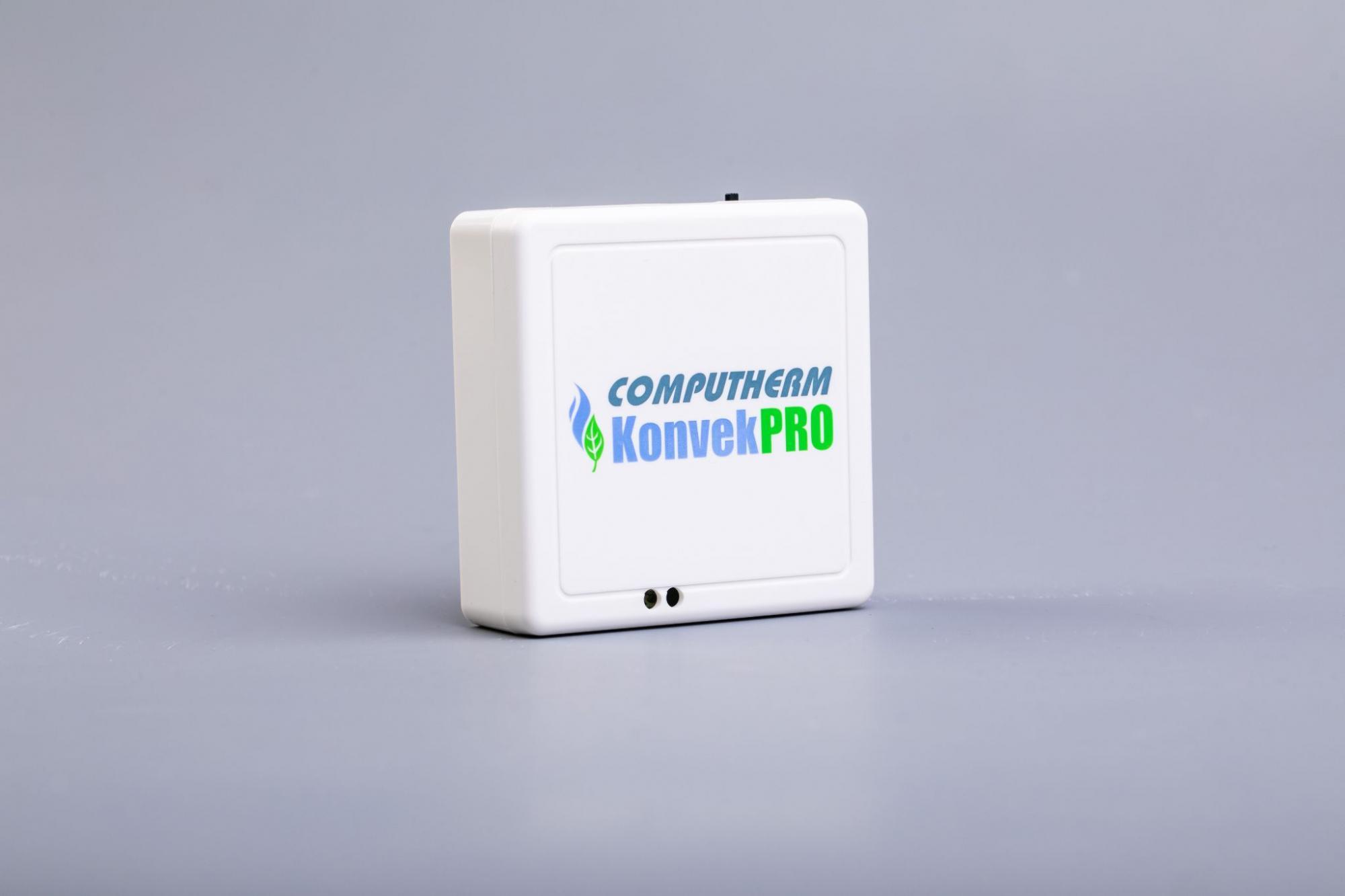 Computherm - Gázkonvektor vezérlők - COMPUTHERM KonvekPRO - Quantrax Kft.