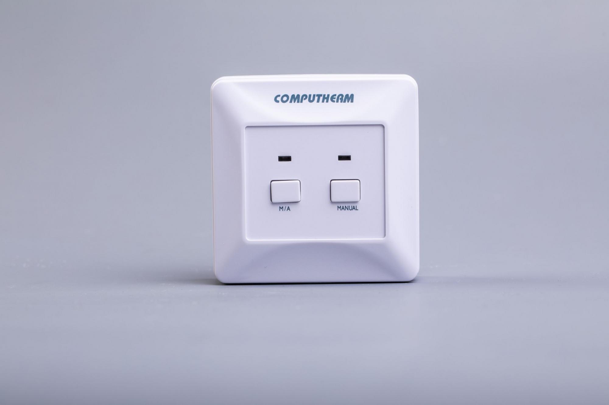 Computherm - Digitális termosztátok - COMPUTHERM Q7RF - Quantrax Kft.