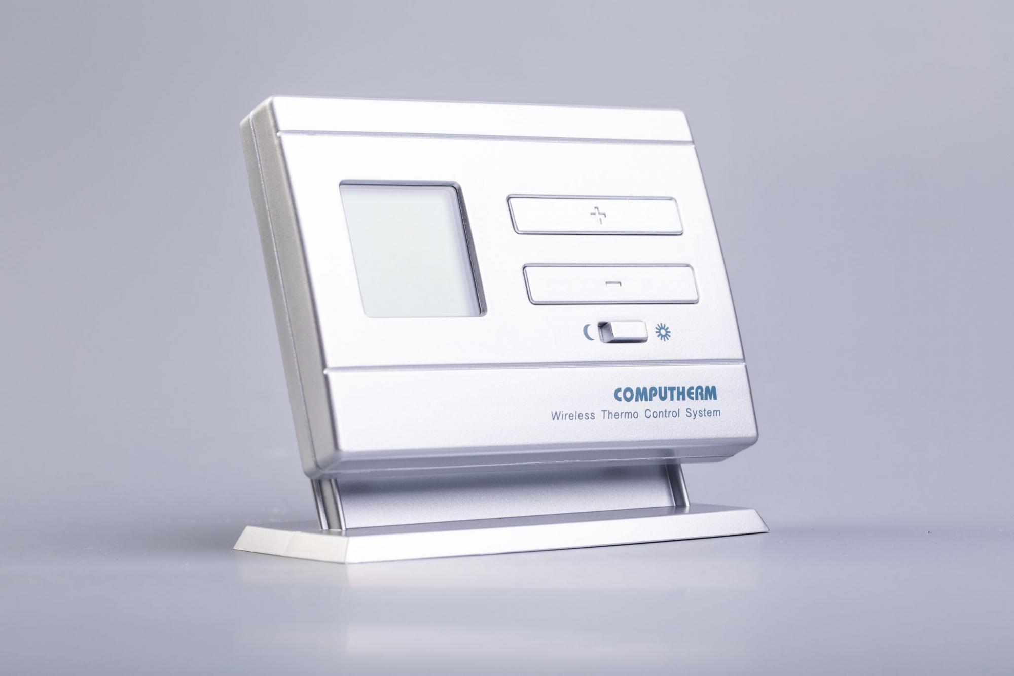 Computherm - Digitális termosztátok - COMPUTHERM Q5RF - Quantrax Kft.