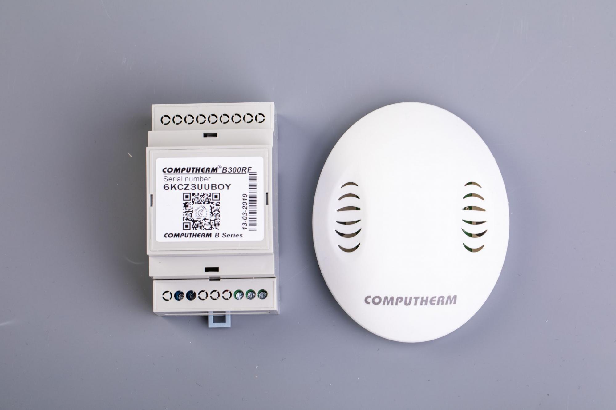 Computherm - Wi-fi termosztátok -  COMPUTHERM B300RF - Quantrax Kft.