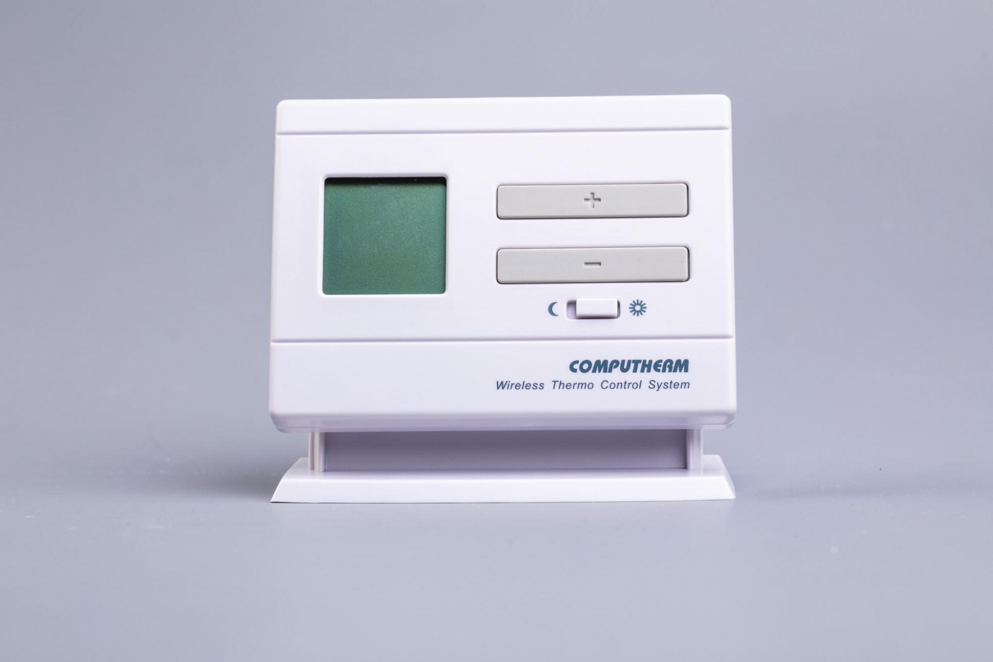 Computherm - Digitális termosztátok - COMPUTHERM Q3RF - Quantrax Kft.
