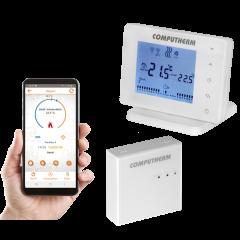Computherm - Wi-fi termosztátok -  COMPUTHERM E400RF - Quantrax Kft.