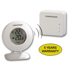 Computherm - Digital thermostats - COMPUTHERM T30RF - Quantrax Kft.