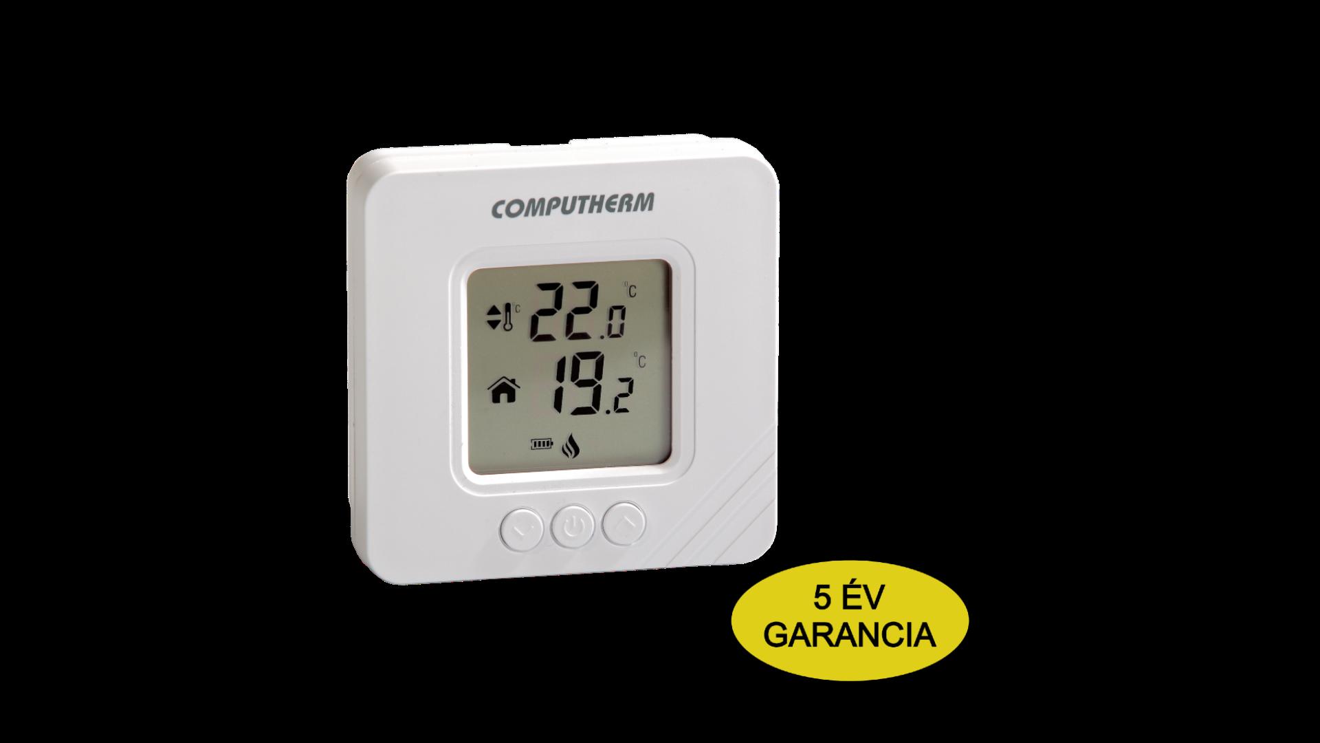 Computherm - Digitális termosztátok - COMPUTHERM T32 - Quantrax Kft.